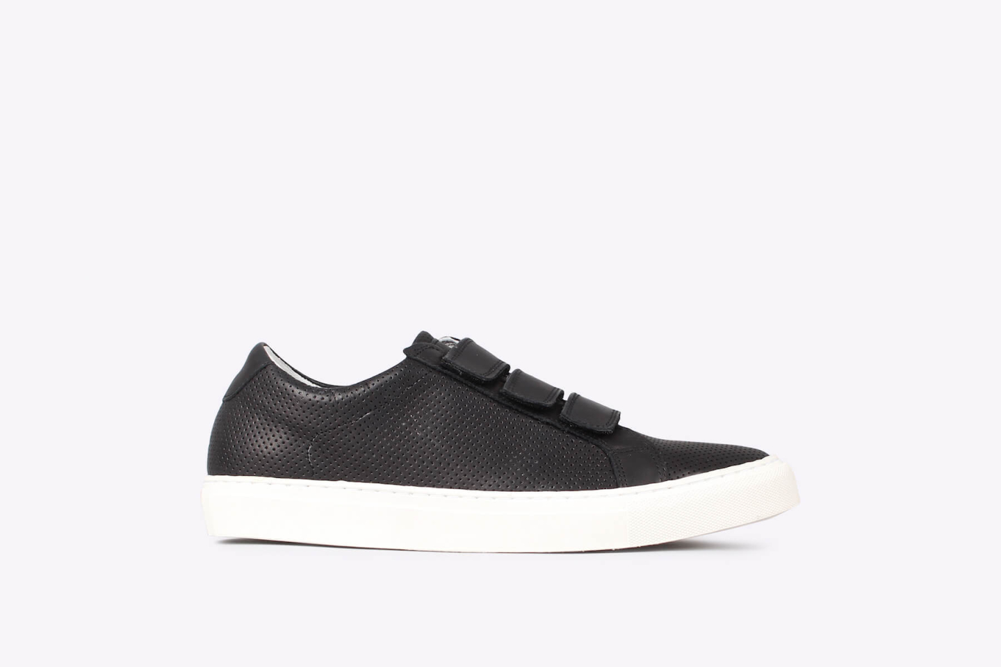 Bent velcro pref black
