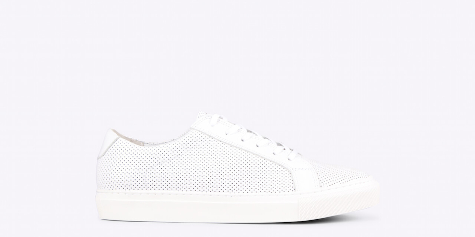 Ray pref nappa white